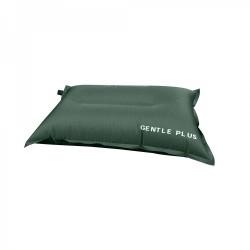 Подушка надувная Trimm Comfort GENTLE PLUS, зеленый